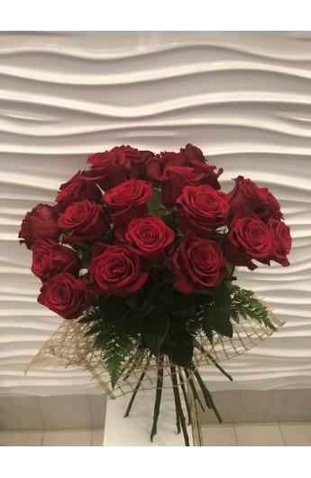 Buchet Trandafiri Rosii 31 fire